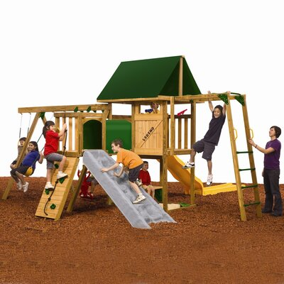 Legend Gold Swing Set Product Photo