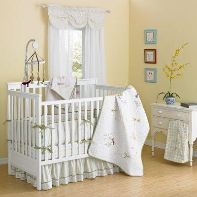 Zen Garden 10 Piece Crib Bedding Set by Laugh, Giggle & Smile