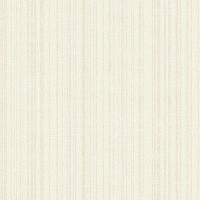 """York Wallcoverings Riverside Park 33' x 20.5"""" Misty Stripes Embossed Wallpaper"""