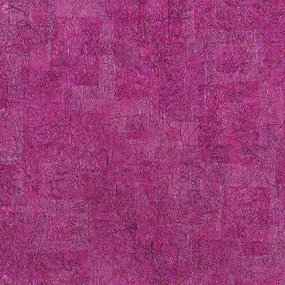 "York Wallcoverings Bling 33' x 21"" Abstract Embossed Wallpaper"