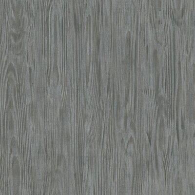 """York Wallcoverings Candice Olson II Weathered 27' x 27"""" Abstract Embossed Wallpaper"""