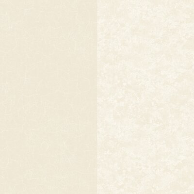 "York Wallcoverings Aged Elegance II 27' x 27"" Glendale Stripes Foiled Wallpaper"