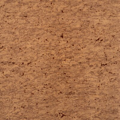 """York Wallcoverings Modern Rustic Sueded Cork 33' x 21"""" Abstract Distressed Wallpaper"""