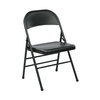 Office Star Products Metal Folding Chair