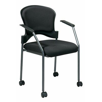 Office Star Products Pro-Line II Series Visitor's Stacking Chair