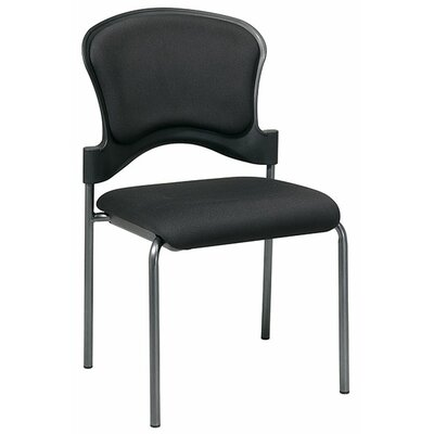 Office Star Products Pro-Line II Series Armless Visitor's Stacking Chair