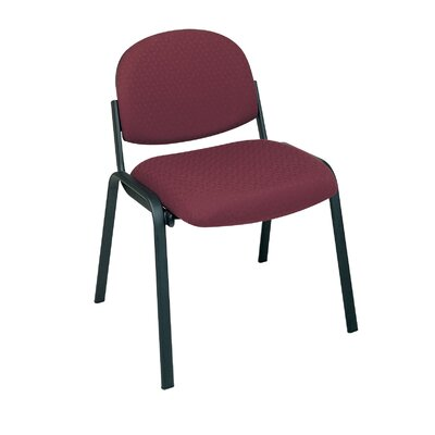 Office Star Products Guest Chair with Shell Back and Legs