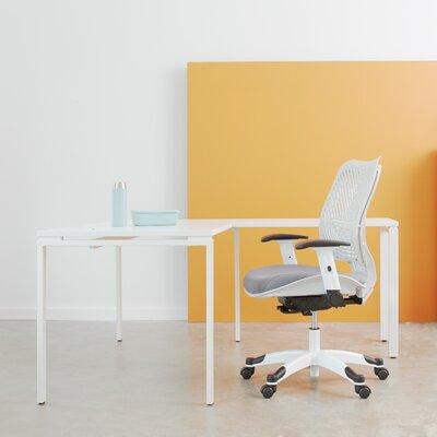 Office Star Products Prado Complete L-Workstation Computer Desk