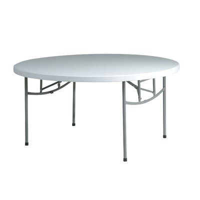 """Office Star Products Work Smart 60"""" Round Folding Table"""