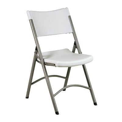 Office Star Products Resin Folding Chair (Pack of 4)