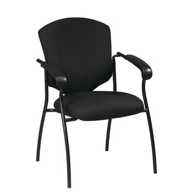 Office Star Products Work Smart Distinctive Executive Guest Chair