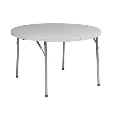 """Office Star Products 48"""" Round Folding Table"""