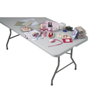 """Office Star Products 72.5"""" Rectangular Folding Table"""
