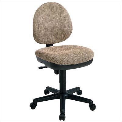 Office Star Products Mid-Back Swivel Office Chair