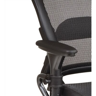 Office Star Products SPACE Matrex High-Back Conference Chair with Arms