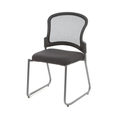 Office Star Products Pro-Line II Series Armless Visitors Office Stacking Chair