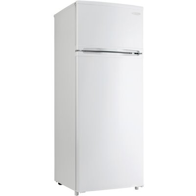 7.4 cu. ft. Compact Refrigerator with Freezer by Danby