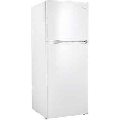 10 Cu. Ft. Top Freezer Refrigerator with Adjustable Shelving by Danby