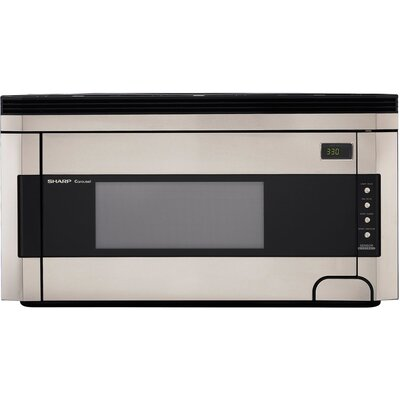 1.5 Cu. Ft. 1000W Countertop Microwave in Stainless Steel Product Photo
