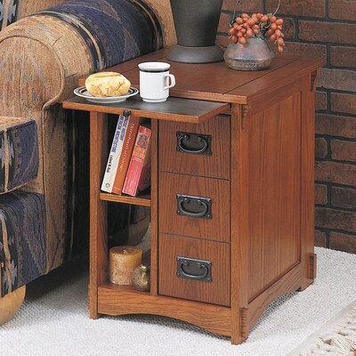 End Table by Powell