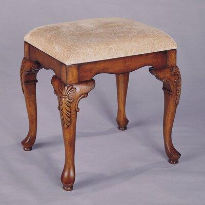 Powell Furniture Jamestown Landing Vanity Stool