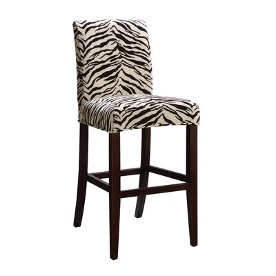 Classic Seating Stool Slipcover by Powell
