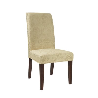 Circle Parson Chair Slipcover by Powell