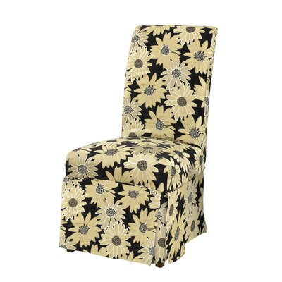 Parson Chair Skirted Slipcover by Powell