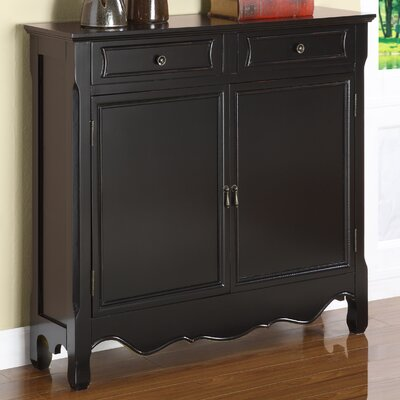 Two Door Console Table by Powell