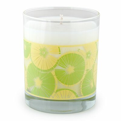 Zuz Design Lime and Lemon Candle by Crash