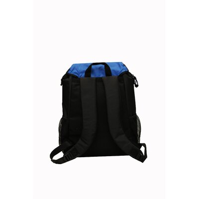 California Cooler Bags Tutto Insulated Backpack Cooler in Royal / Black