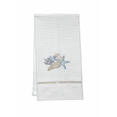 Shell Hand Towel by Jacaranda Living