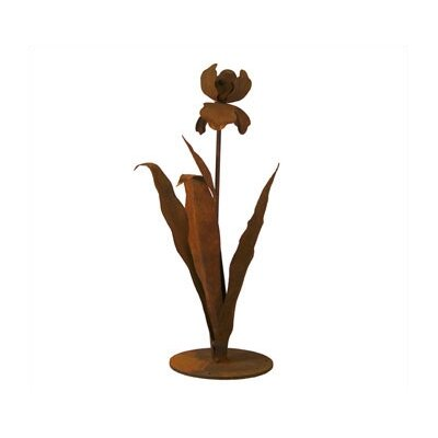 Iris Garden Statue by Patina Products
