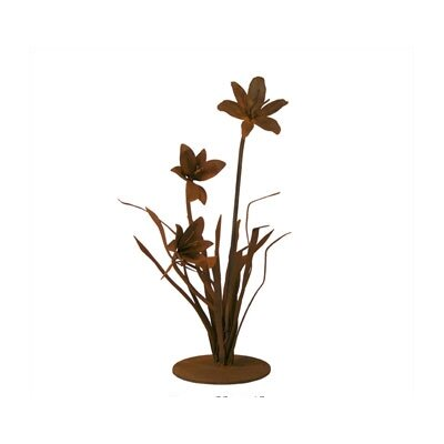 Lily Garden Statue by Patina Products