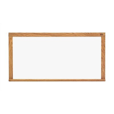 Marsh Pro-Rite Magnetic Wall Mounted Whiteboard, 3' x 4'
