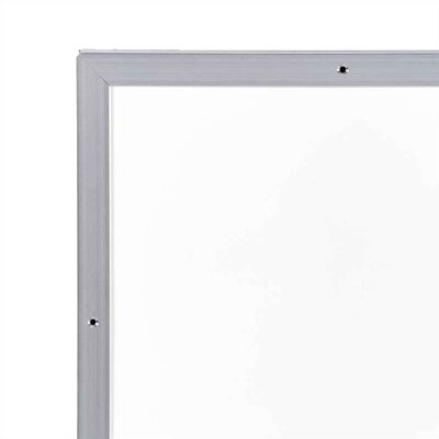 Marsh Retro-Fit Magnetic Wall Mounted Whiteboard