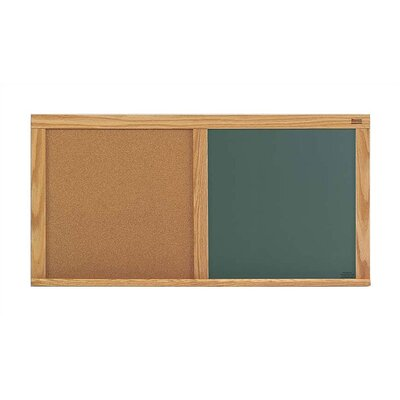 Marsh Wall Mounted Combination Bulletin Board
