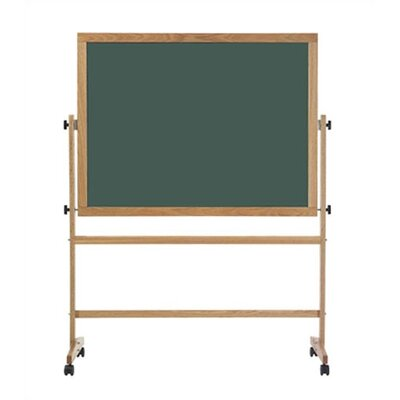 Marsh Reversible Free-Standing Chalkboard