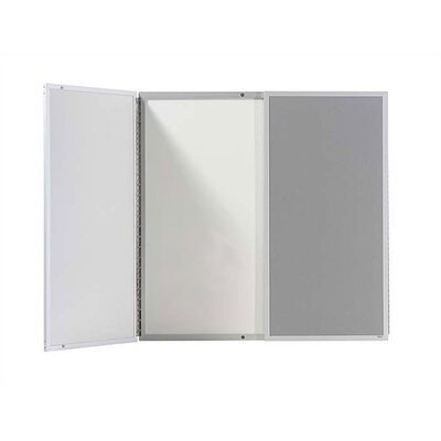 Marsh The Phoenix Conference Magnetic Enclosed Whiteboard, 4' x 8'