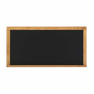 Marsh Composition Wall Mounted Chalkboard