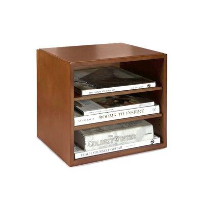 Bindertek stacking wood desk organizers supply drawer - Desk shelf organizer ...