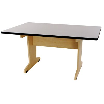 "Paragon Furniture Art 60"" x 42"" Rectangular Classroom Table"