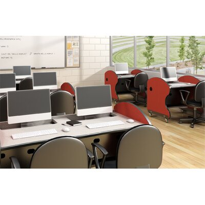 Paragon Furniture Learning Bay Training Table