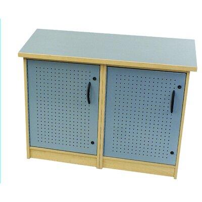 Paragon Furniture 2 Door Credenza