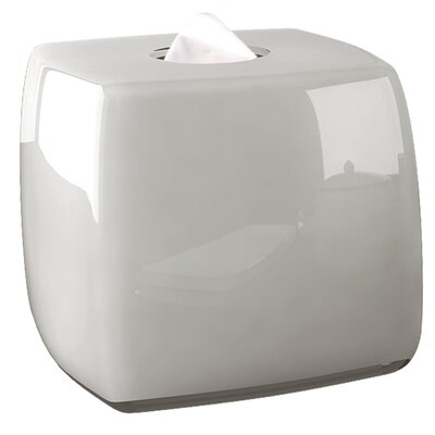 NU Steel Roly Poly Boutique Tissue Holder