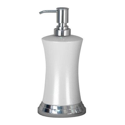 NU Steel Sag Harbor Soap and Lotion Pump
