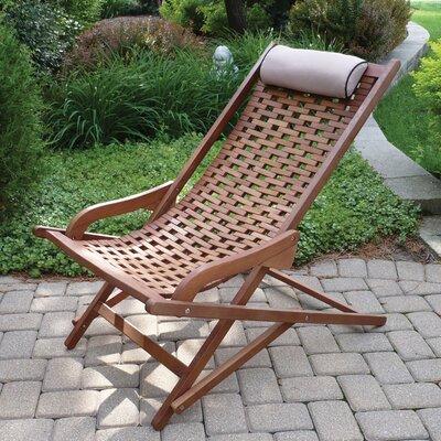 Outdoor Interiors Original Swing Lounger
