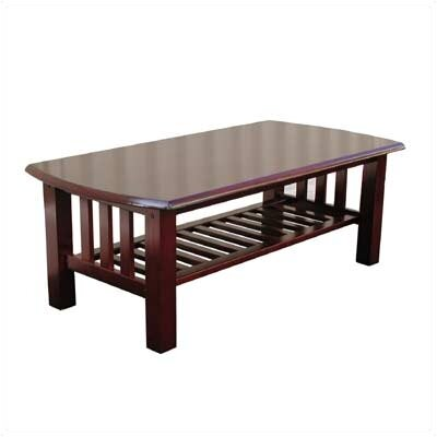 Stanford Mission Coffee Table by Elite Products