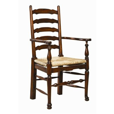 English Country Arm Chair by Furniture Classics LTD