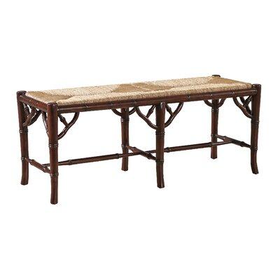 Mahogany Bench by Furniture Classics LTD